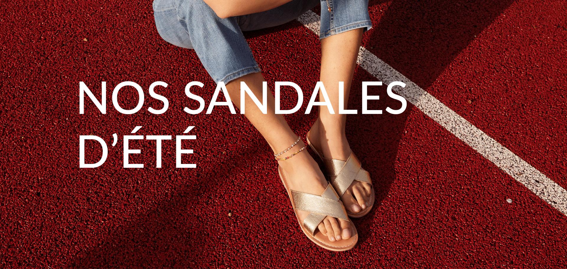 Sandales d'été Balaboosté