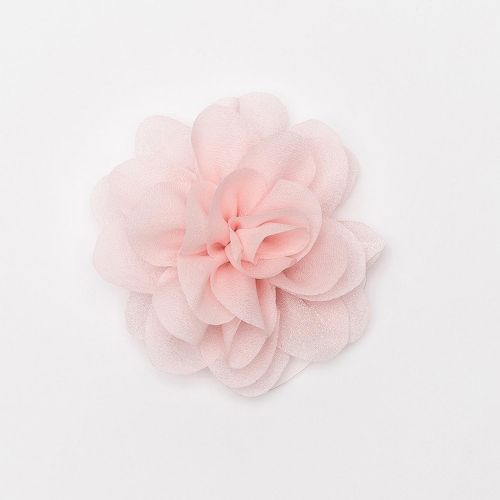 Broche rose Cérémonie