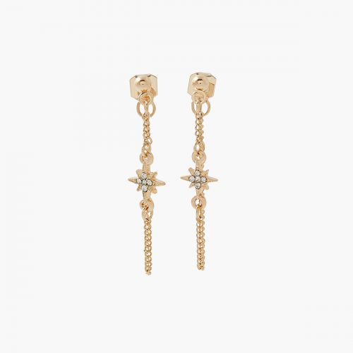 Boucles d'oreilles Neo Precious dorées
