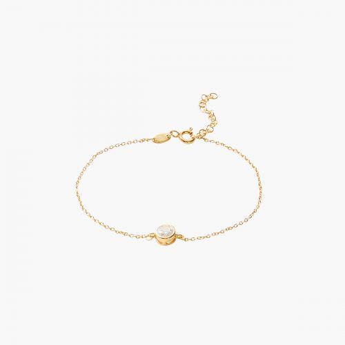 Bracelet fin argent sterling Silver Idol