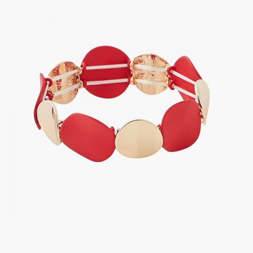 Bracelet Cherry Wood doré