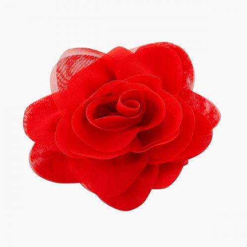 Broche rouge New Fantastica