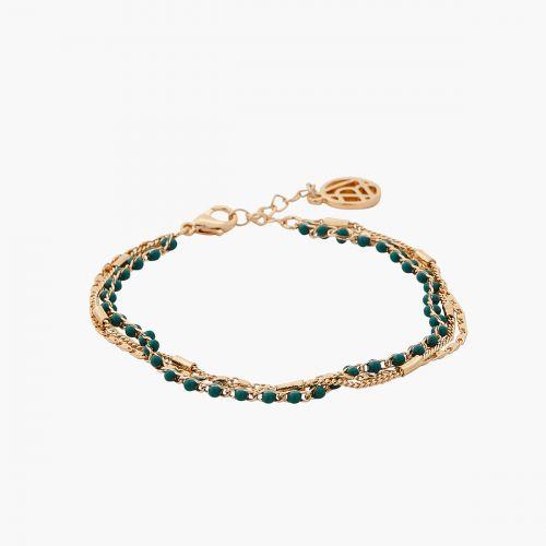 Bracelet vert City new