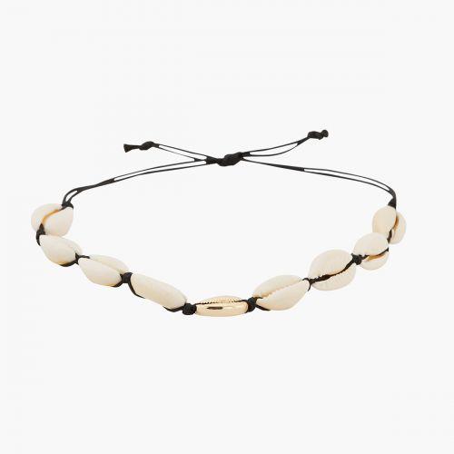 Bracelet de cheville doré Goodies