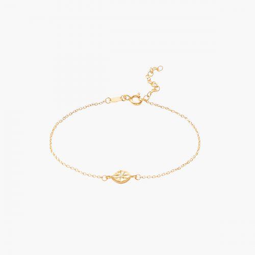Bracelet étoile argent sterling Silver Idol