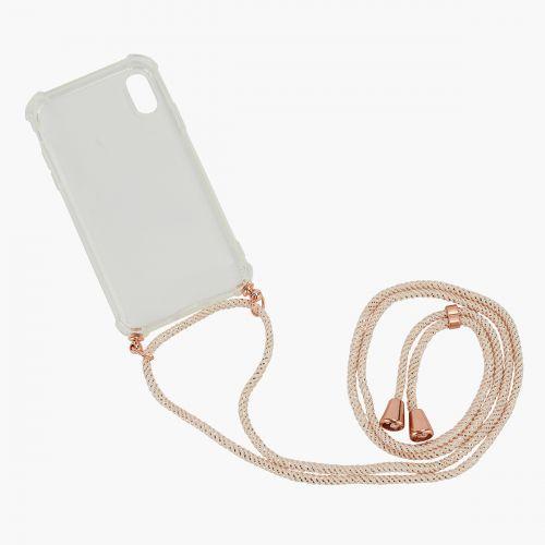 Coque smartphone rose