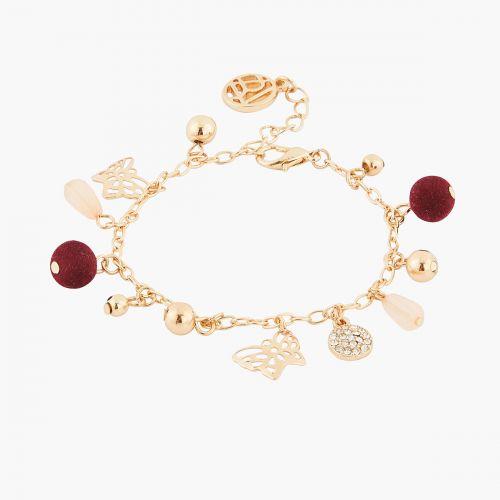 Bracelet doré Cambridge