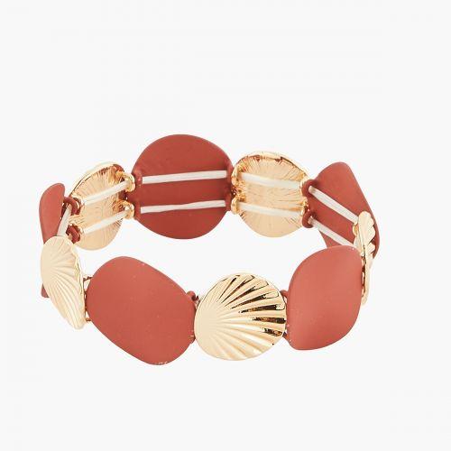 Bracelet élastique doré Copenhague