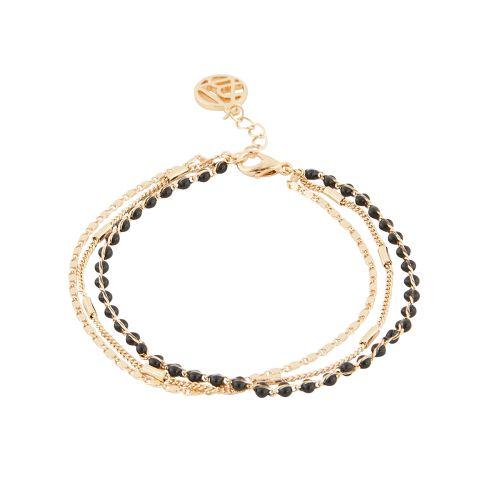 Bracelet fin doré Celestial