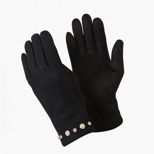 Gants noires