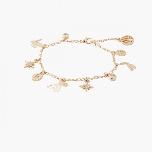 Bracelet doré Neo Precious