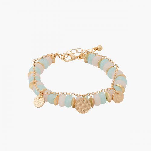 Bracelet doré Mystic