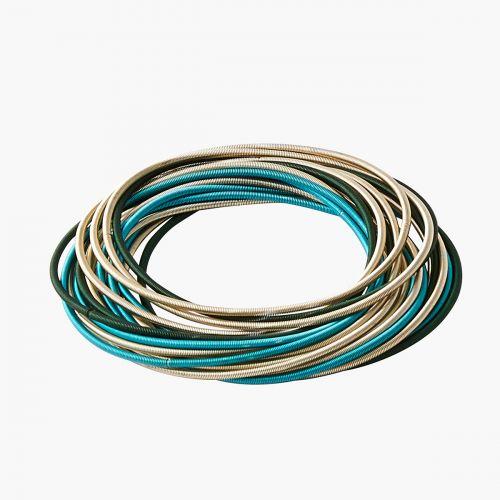 Bracelet bleu Connemara