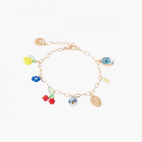 Bracelet doré Prairie