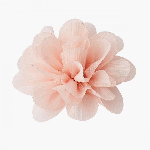 Broche fleur rose Cérémonie