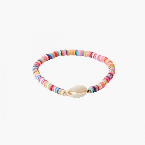 Chaine de cheville multicolore Goodies