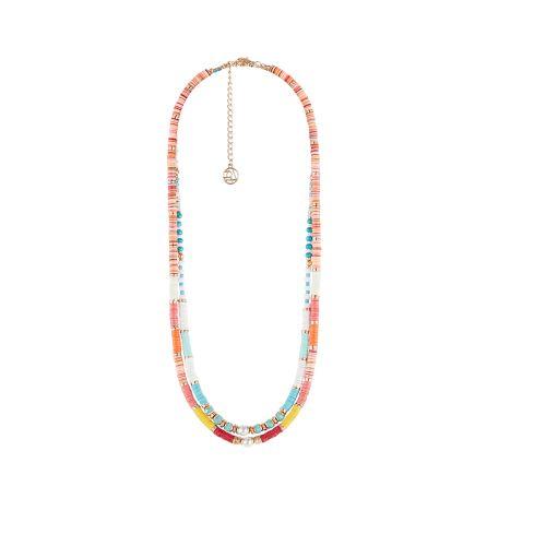 Set de colliers sequins multicolore Colorfull