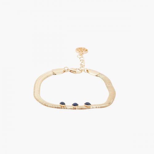 Bracelet bleu Lucky stone