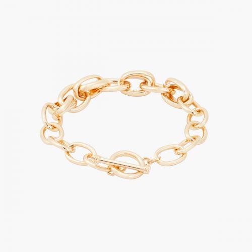 Bracelet doré Mineral mix