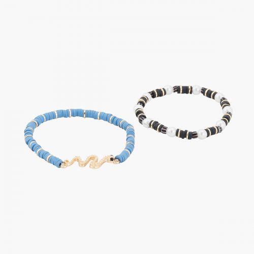 Set de bracelets multicolore Nomad dreams