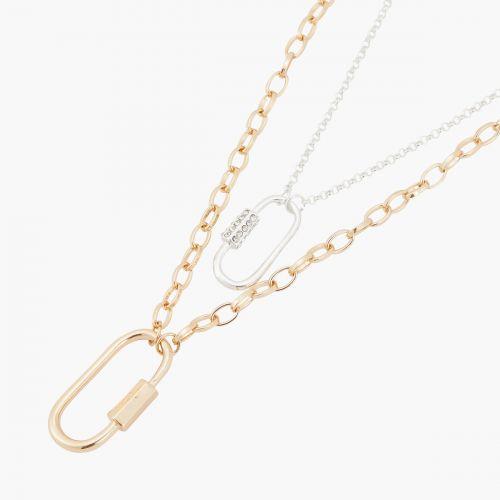 Set de colliers doré Classy novelty