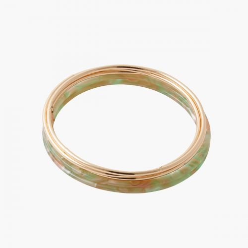 Set de bracelets multicolore Plexi pastel