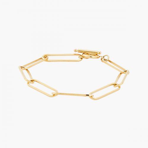 Bracelet doré steel Power