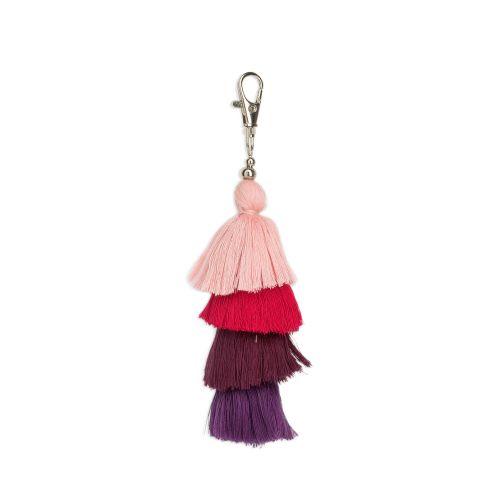 Porte clés rose