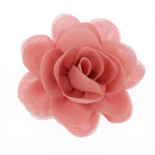 Broche rose City Blush